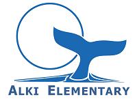 Alki Elementary logo